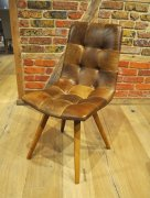 Arran Leather Dining Chair