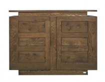 Elements 2 Door Oak Sideboard