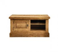 Rustic Small TV Unit