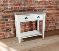 Haven 2 Drawer Hall Table