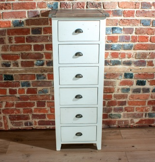 Haven 6 Drawer Wellington Chest