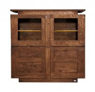 Elements Oak Highboard