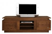 Elements Long Oak TV Unit