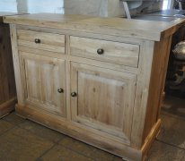 Reims 2 Door Oak Sideboard
