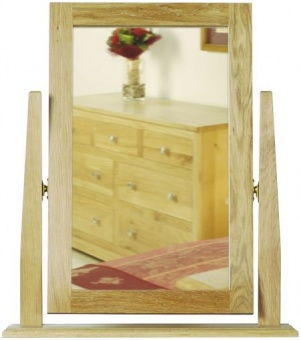 Awesome Cambridge Oak Swing Mirror Farningham Oak Country And Download Free Architecture Designs Scobabritishbridgeorg
