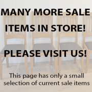 SALE ITEMS NOTICE